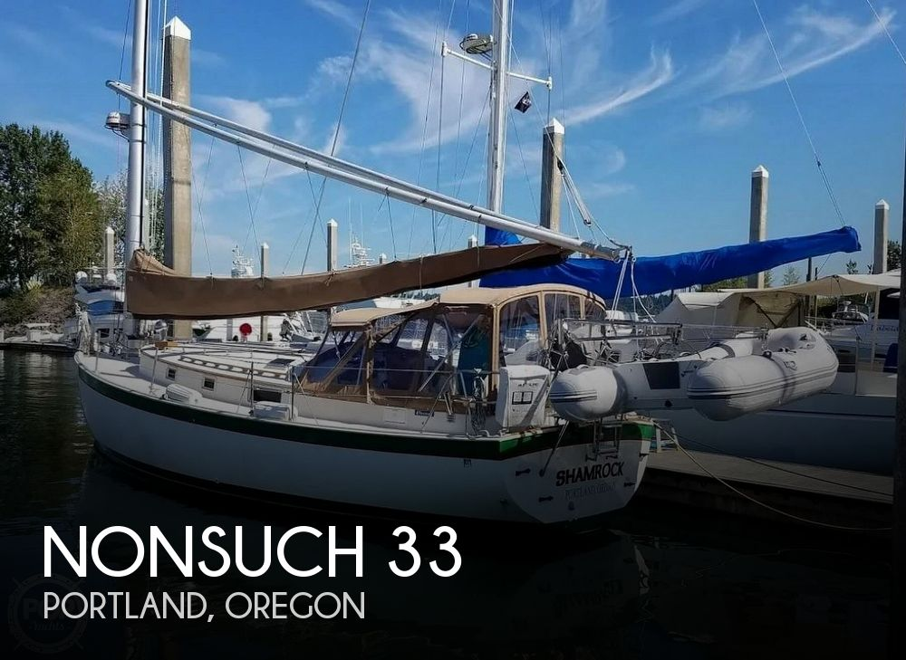 Used Boats For Sale in Oregon by owner | 1989 Nonsuch 33