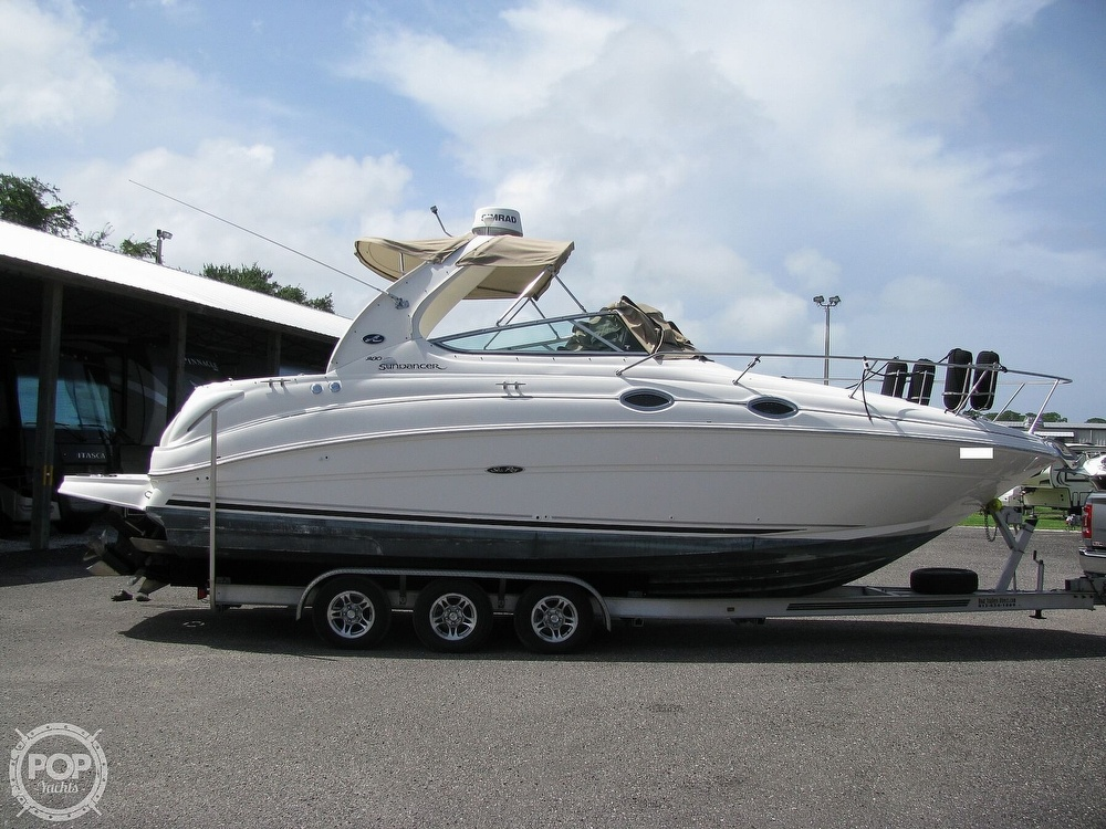 2004 Sea Ray boat for sale, model of the boat is 280 Sundancer & Image # 2 of 40