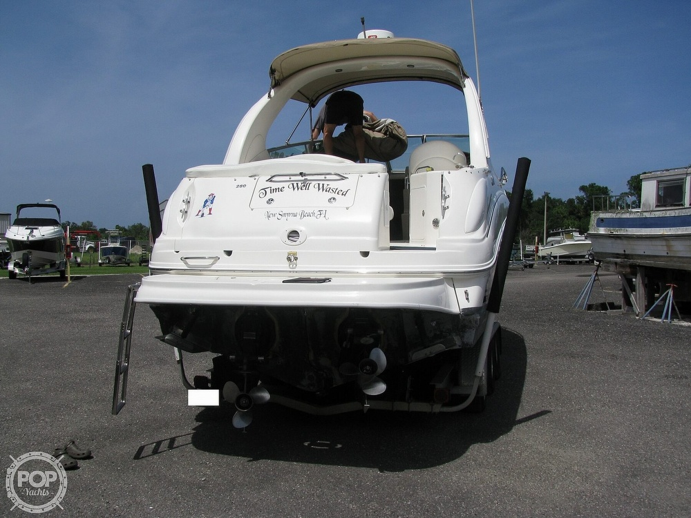 2004 Sea Ray boat for sale, model of the boat is 280 Sundancer & Image # 6 of 40