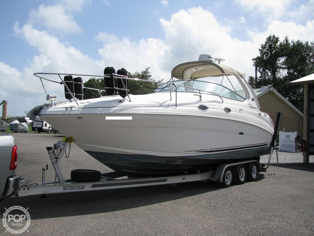 2004 Sea Ray boat for sale, model of the boat is 280 Sundancer & Image # 14 of 40