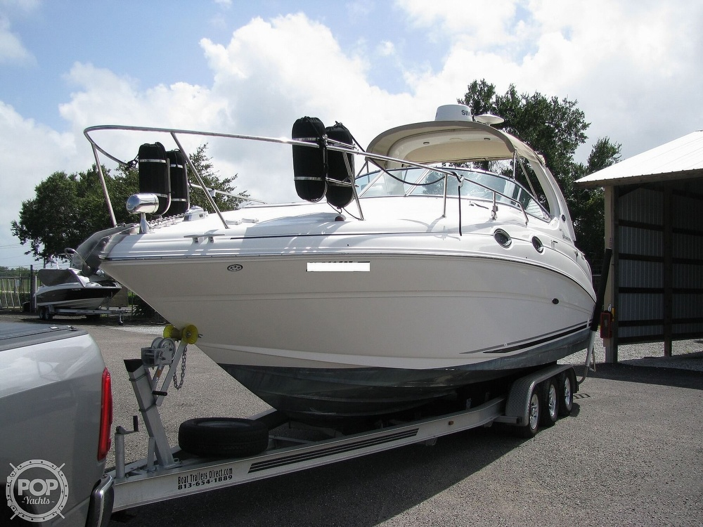 2004 Sea Ray boat for sale, model of the boat is 280 Sundancer & Image # 15 of 40