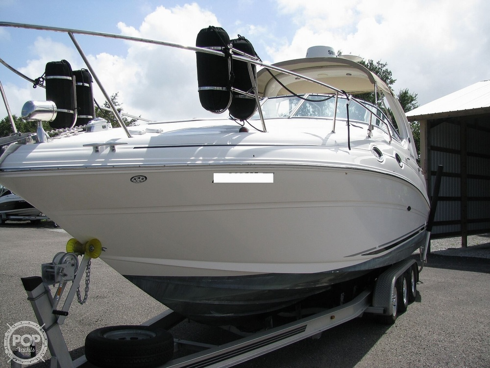 2004 Sea Ray boat for sale, model of the boat is 280 Sundancer & Image # 16 of 40