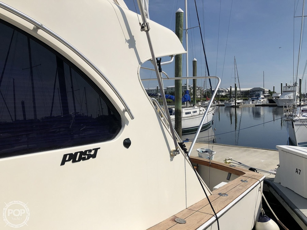 1990 Post Marine boat for sale, model of the boat is 46 & Image # 39 of 40