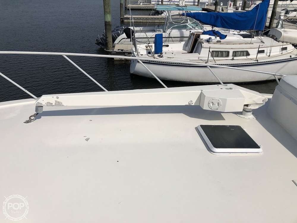 1990 Post Marine boat for sale, model of the boat is 46 & Image # 36 of 40
