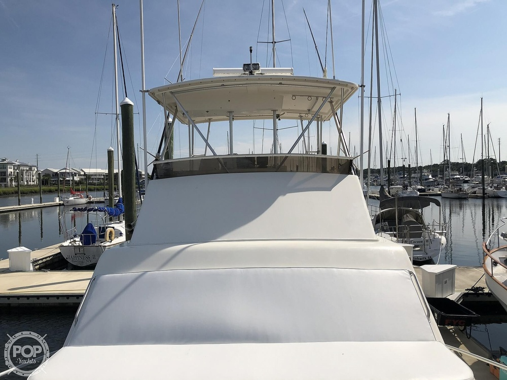 1990 Post Marine boat for sale, model of the boat is 46 & Image # 33 of 40