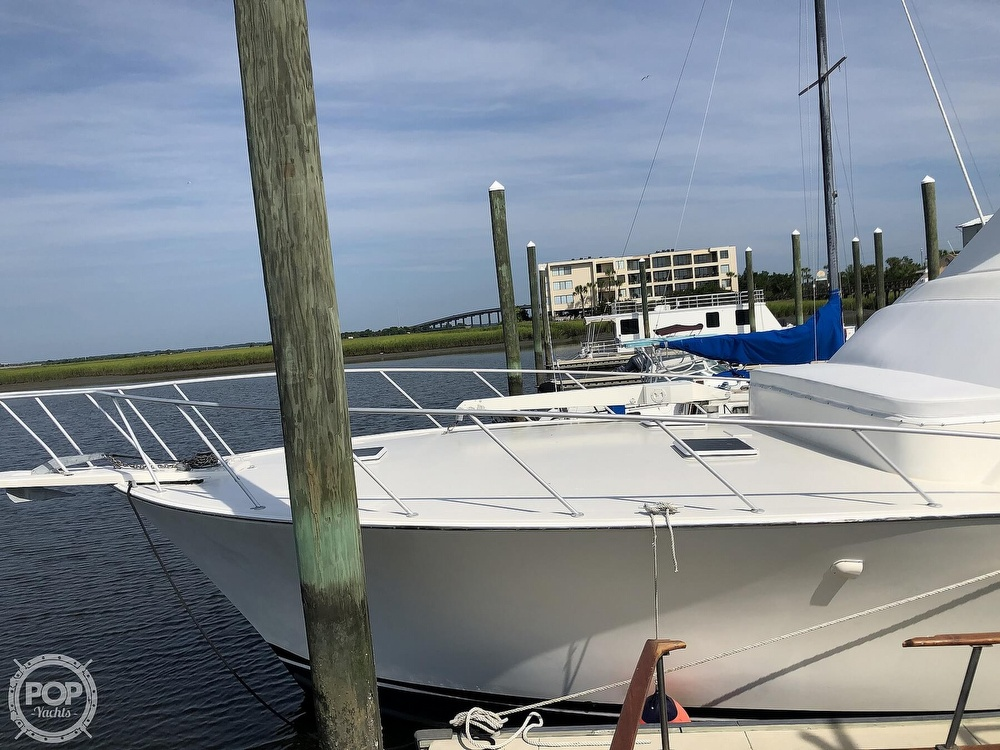 1990 Post Marine boat for sale, model of the boat is 46 & Image # 18 of 40