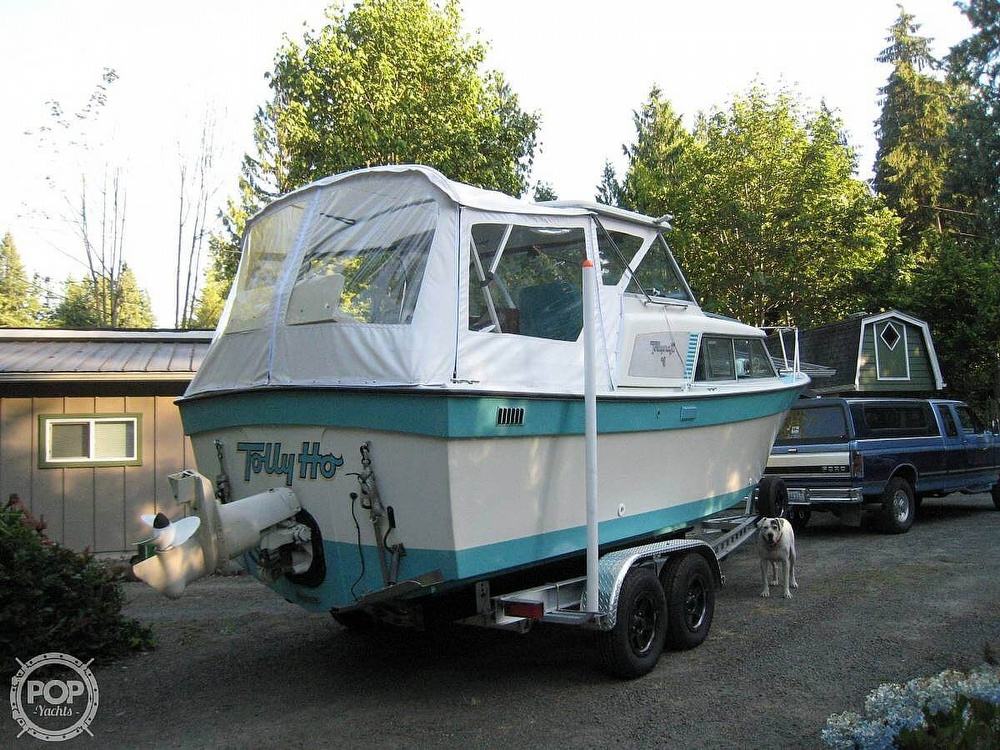 1967 Tollycraft boat for sale, model of the boat is Express & Image # 2 of 40