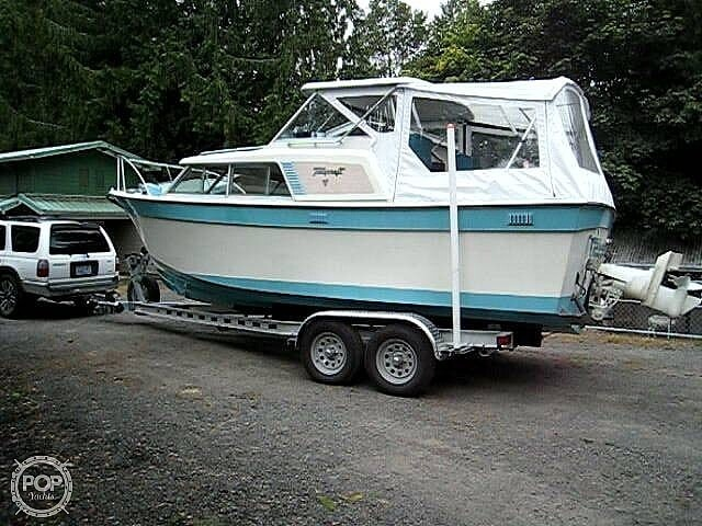 1967 Tollycraft boat for sale, model of the boat is Express & Image # 4 of 40