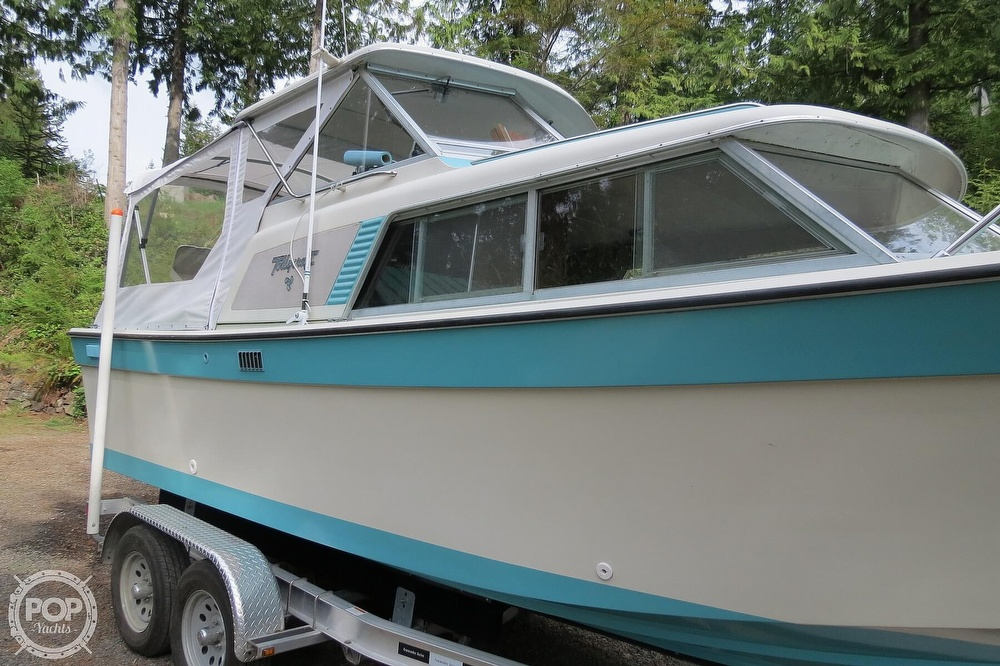 1967 Tollycraft boat for sale, model of the boat is Express & Image # 40 of 40