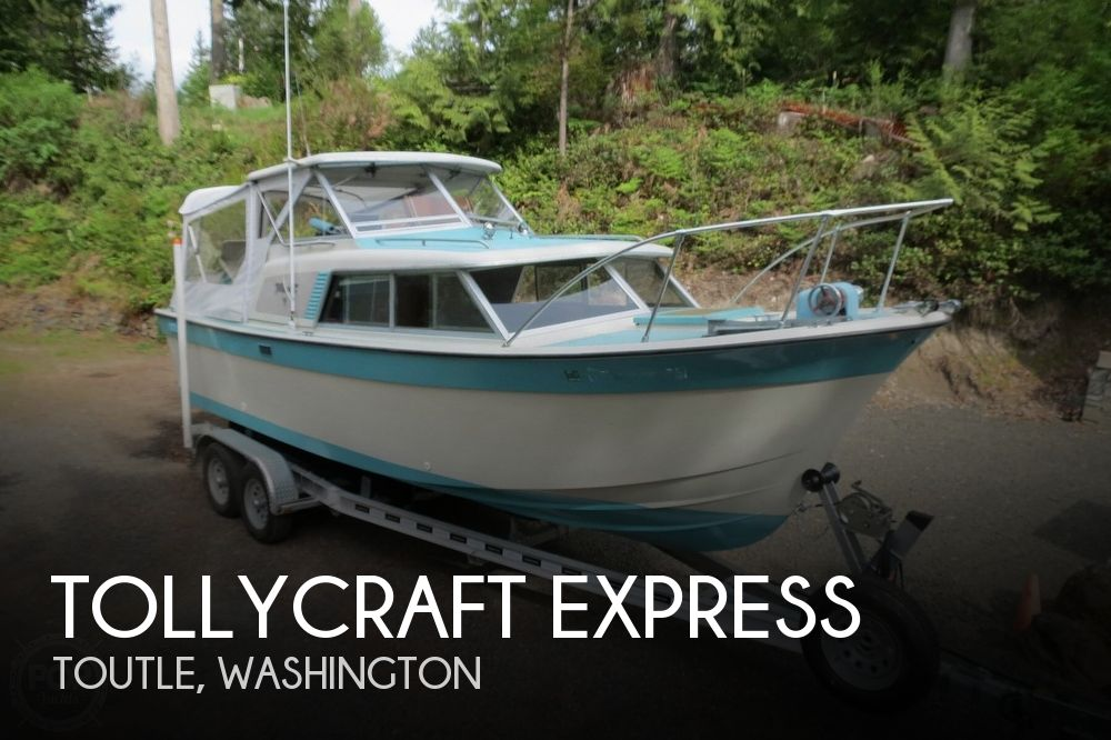 1967 TOLLYCRAFT EXPRESS for sale