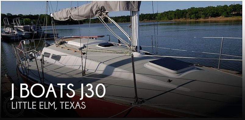 Used J Boats Sailboats For Sale in Texas by owner | 1985 J Boats J30