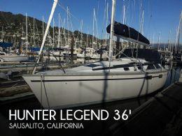 1993 Hunter Legend 36'