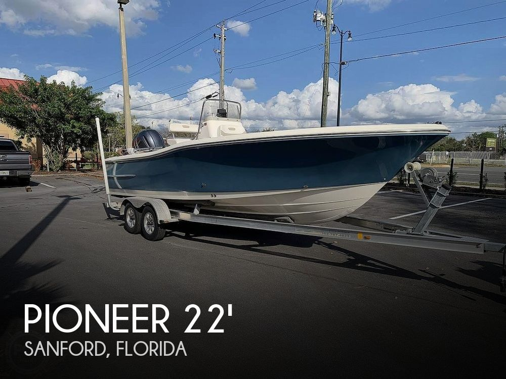 Used Pioneer Boats For Sale by owner | 2013 Pioneer 220 Bay Sport