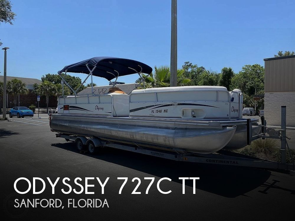 Used ODYSSEY Boats For Sale by owner | 2006 Odyssey 727C TT