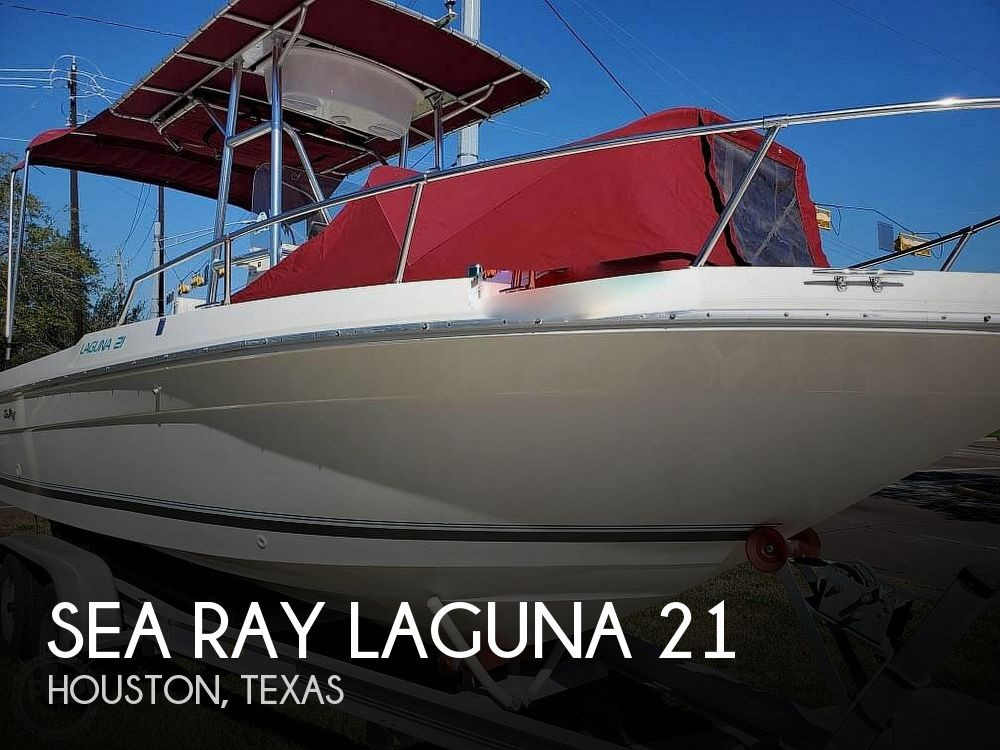 Used Sea Ray Laguna Boats For Sale by owner | 1995 Sea Ray Laguna 22