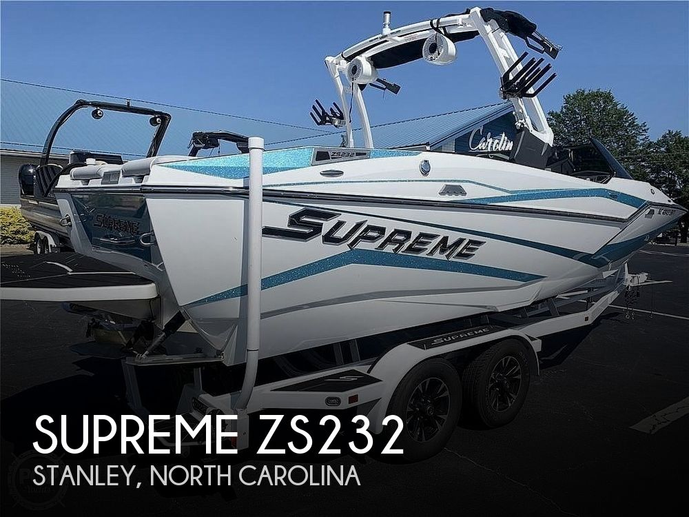 Used Boats For Sale in Charlotte, North Carolina by owner | 2019 Supreme ZS232