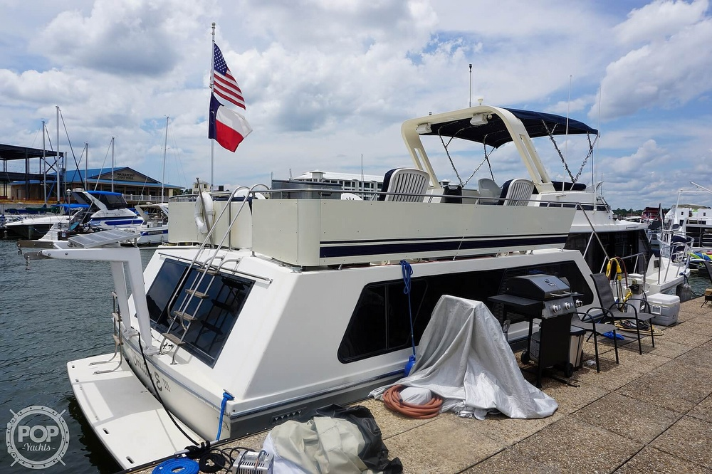1985 Blue Water boat for sale, model of the boat is 51 FC & Image # 2 of 40
