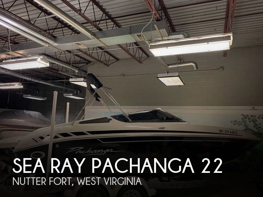 Used Boats For Sale in West Virginia by owner | 2010 Sea Ray Pachanga 22