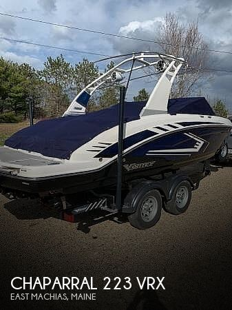 Used Chaparral Ski Boats For Sale by owner | 2019 Chaparral 223 Vrx