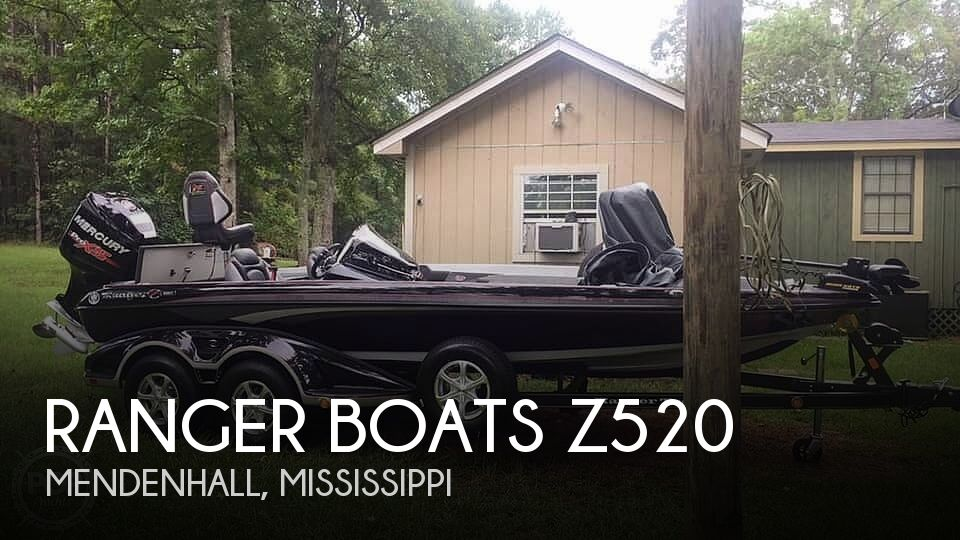 Used Ranger Boats For Sale by owner | 2017 Ranger Boats z520