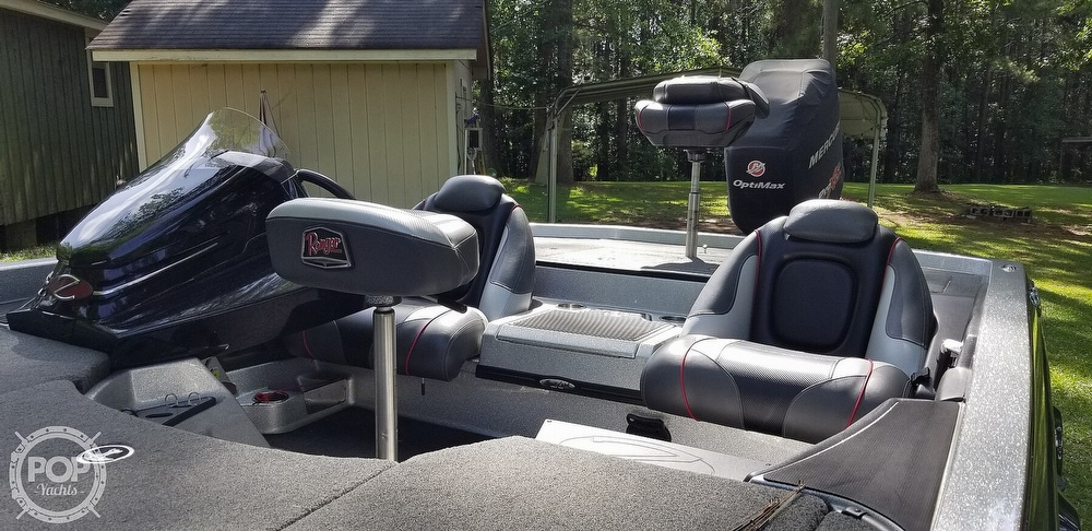 2017 Ranger Boats boat for sale, model of the boat is Z520 & Image # 29 of 40
