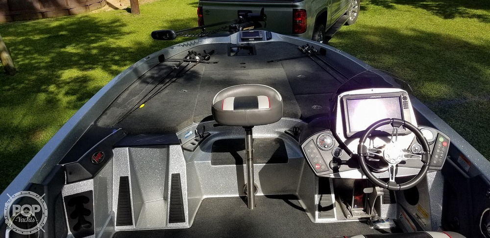 2017 Ranger Boats boat for sale, model of the boat is Z520 & Image # 34 of 40