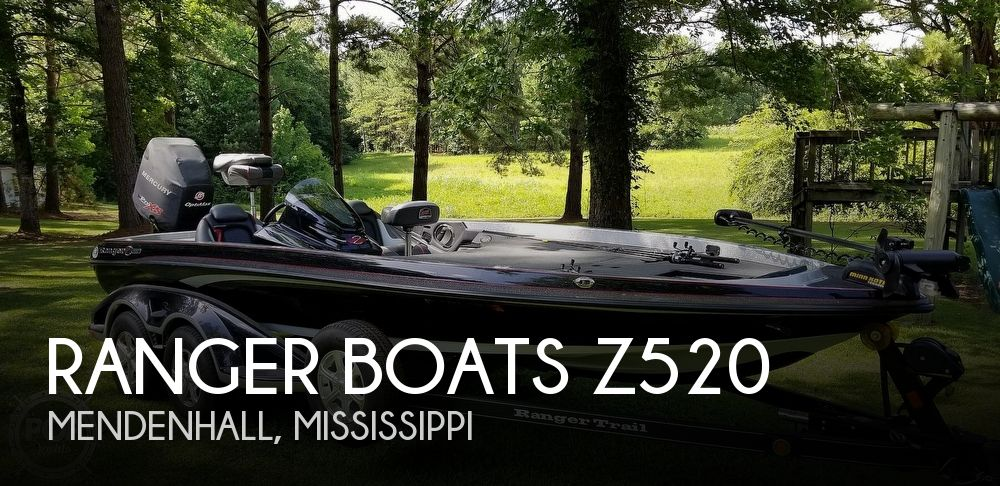 2017 Ranger Boats boat for sale, model of the boat is Z520 & Image # 1 of 40