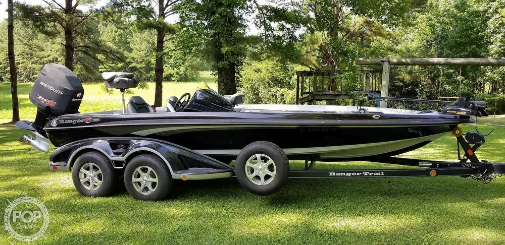 2017 Ranger Boats boat for sale, model of the boat is Z520 & Image # 2 of 40