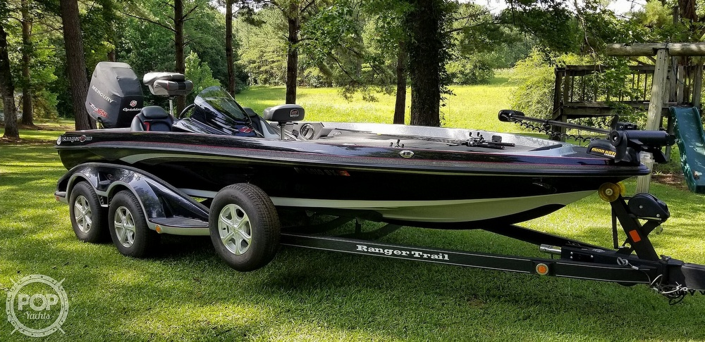 2017 Ranger Boats boat for sale, model of the boat is Z520 & Image # 15 of 40