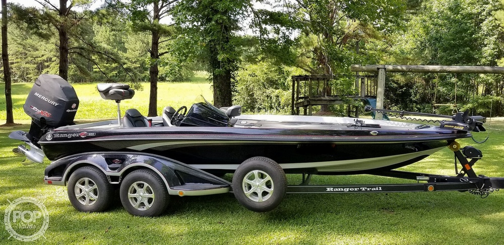 2017 Ranger Boats boat for sale, model of the boat is Z520 & Image # 14 of 40