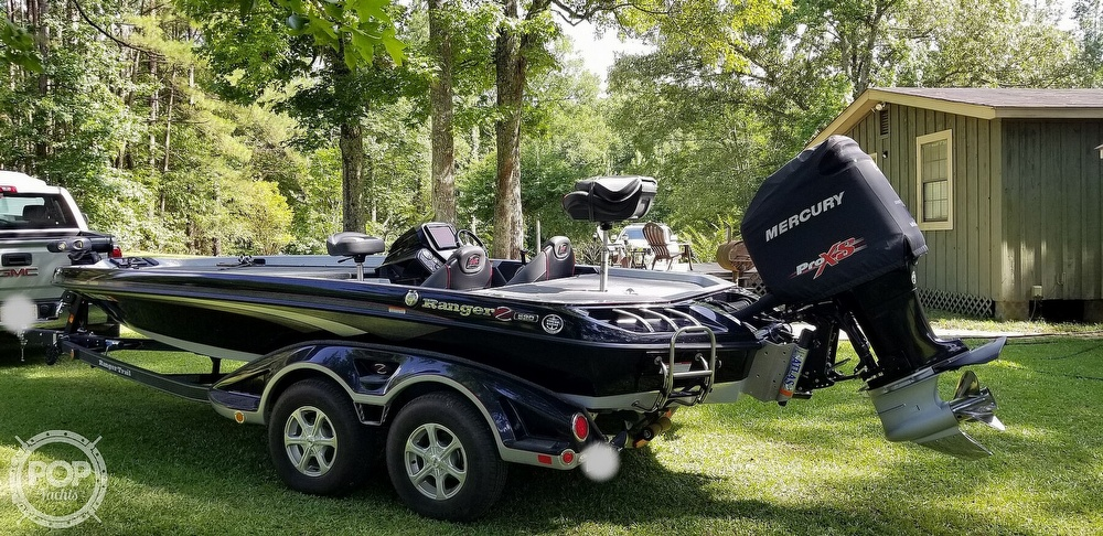 2017 Ranger Boats boat for sale, model of the boat is Z520 & Image # 18 of 40