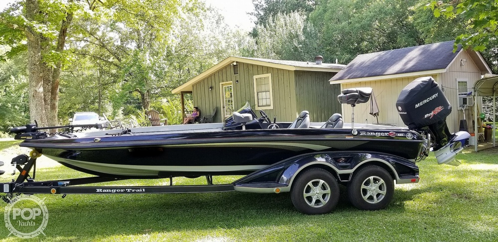 2017 Ranger Boats boat for sale, model of the boat is Z520 & Image # 19 of 40