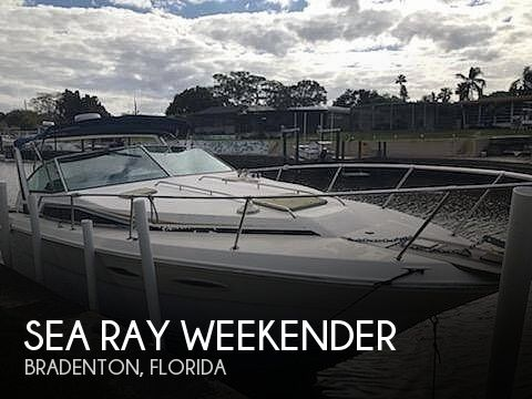 Used Power boats For Sale by owner | 1988 30 foot Sea Ray Weekender