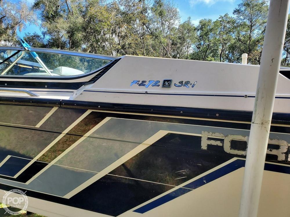 1986 Formula boat for sale, model of the boat is 272 SR-1 & Image # 6 of 40