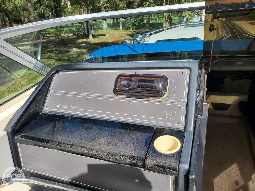 1986 Formula boat for sale, model of the boat is 272 SR-1 & Image # 31 of 40