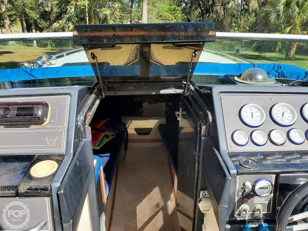 1986 Formula boat for sale, model of the boat is 272 SR-1 & Image # 36 of 40