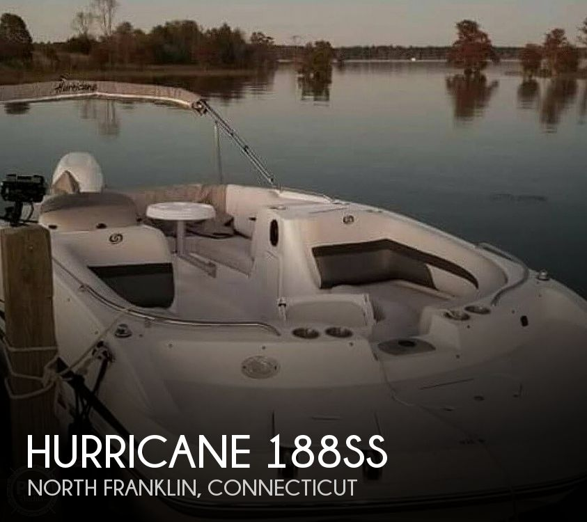2018 HURRICANE 19 for sale