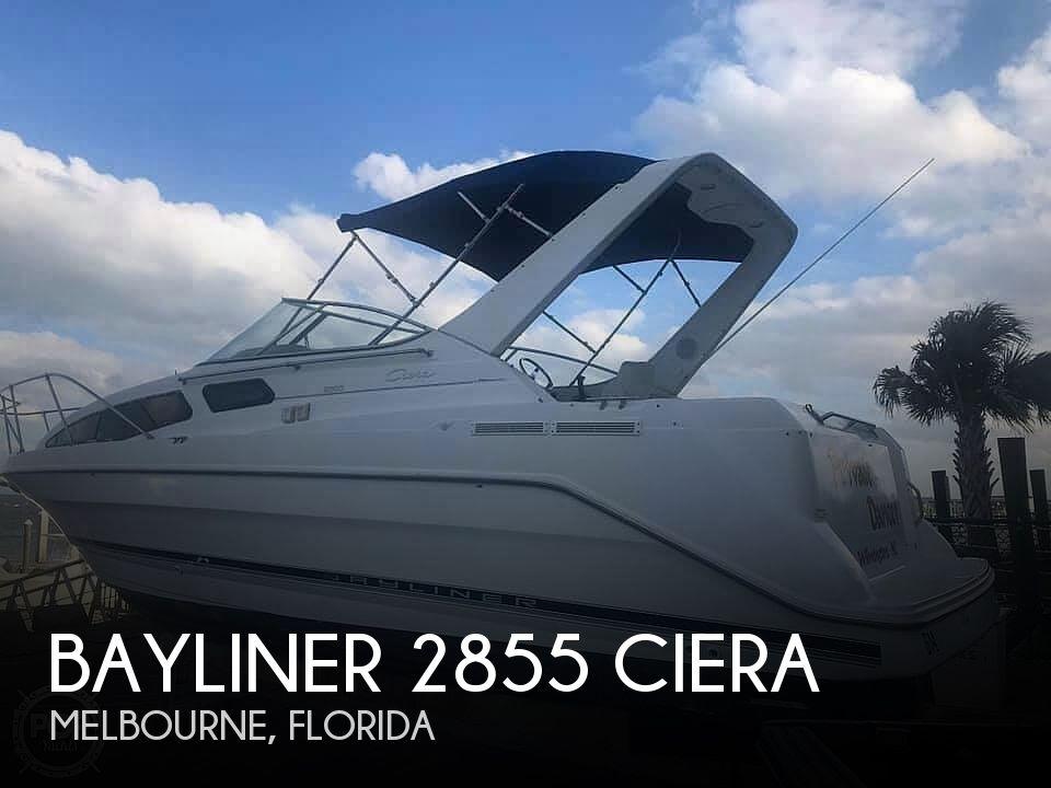 2000 BAYLINER 2855 CIERA for sale