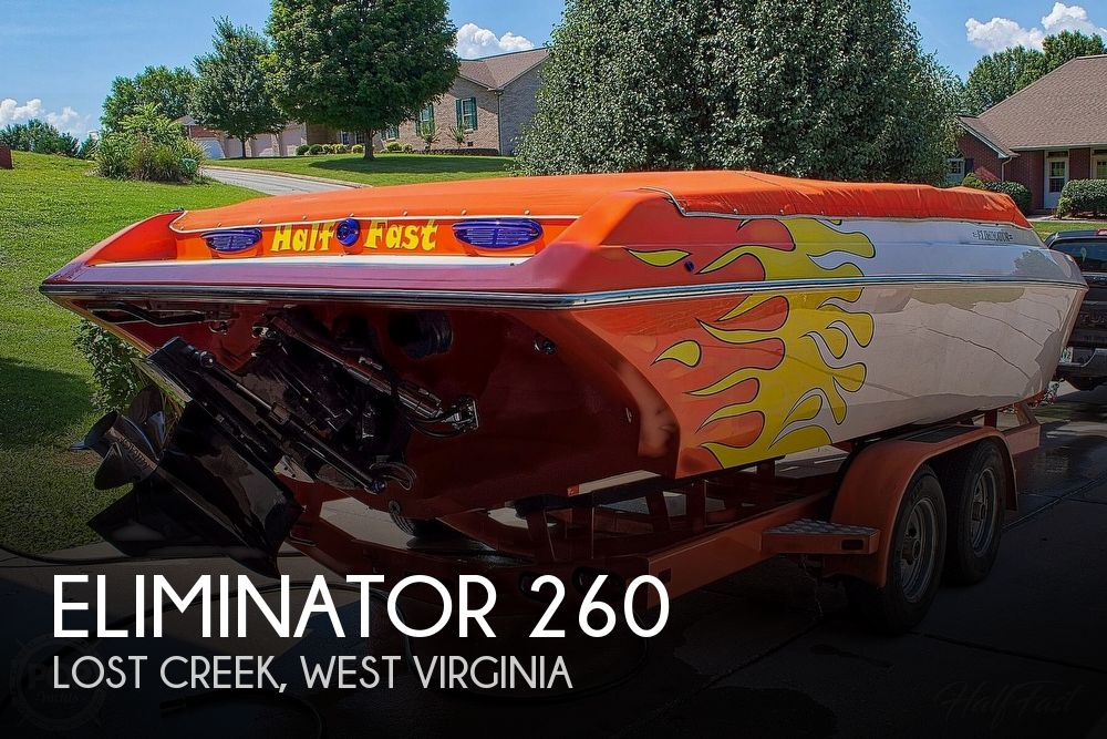 2002 ELIMINATOR EAGLE XP 260 for sale