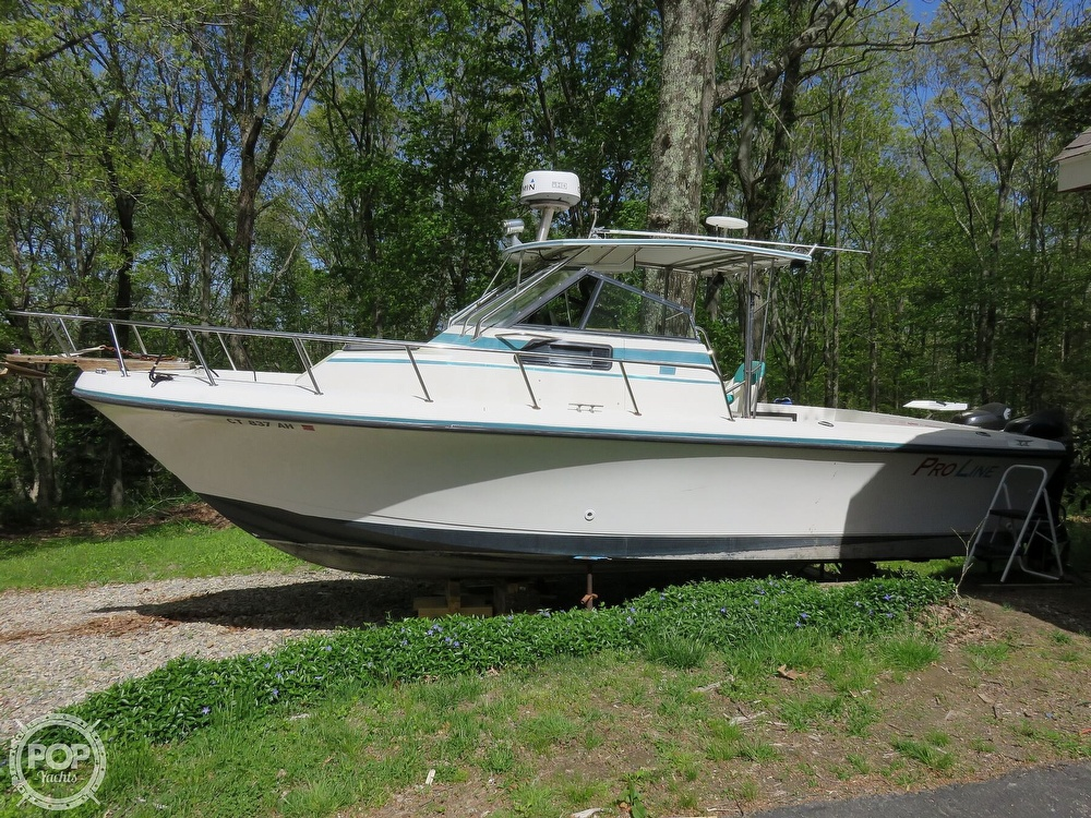1987 Pro-Line boat for sale, model of the boat is 2501 & Image # 2 of 40
