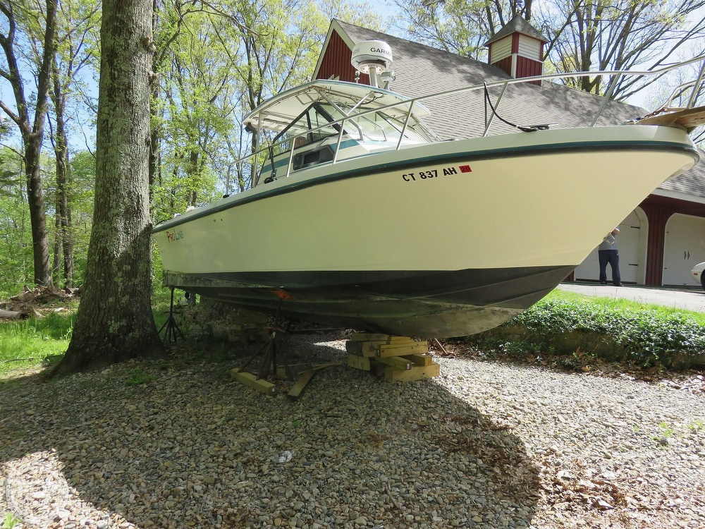 1987 Pro-Line boat for sale, model of the boat is 2501 & Image # 3 of 40