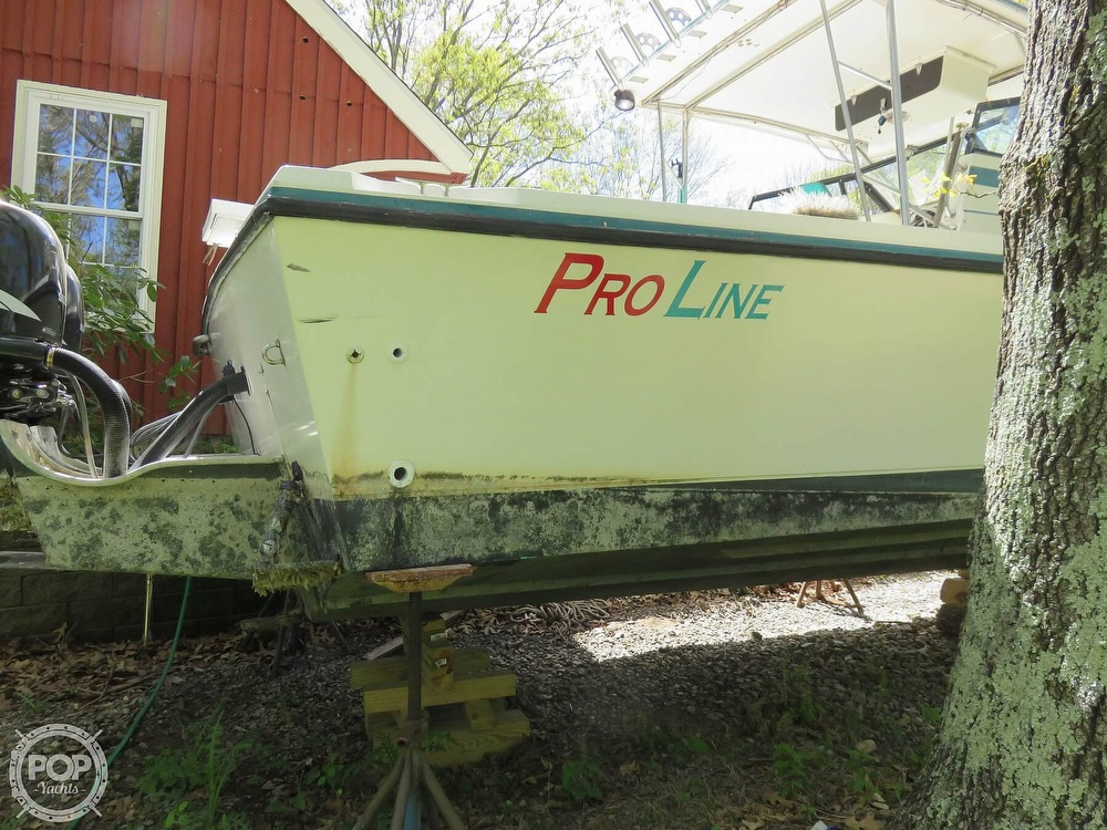 1987 Pro-Line boat for sale, model of the boat is 2501 & Image # 4 of 40