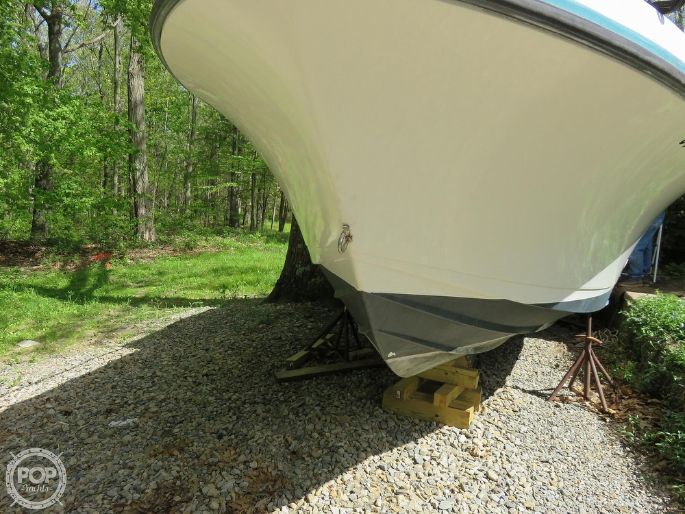 1987 Pro-Line boat for sale, model of the boat is 2501 & Image # 16 of 40