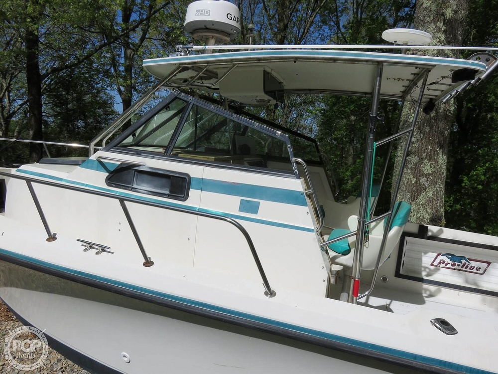 1987 Pro-Line boat for sale, model of the boat is 2501 & Image # 19 of 40