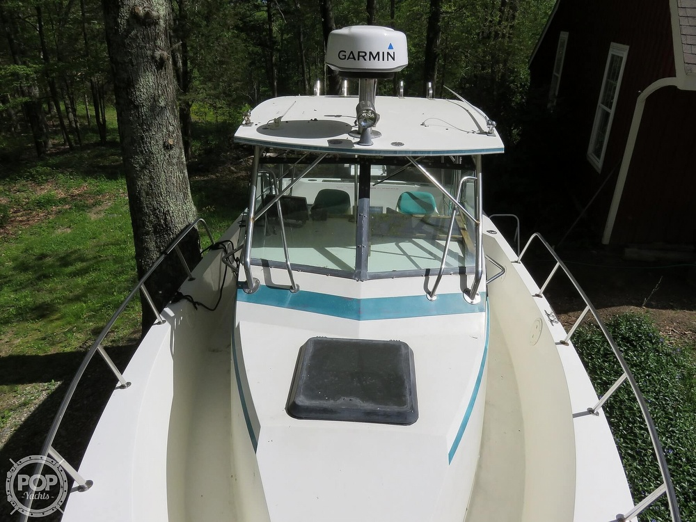 1987 Pro-Line boat for sale, model of the boat is 2501 & Image # 21 of 40