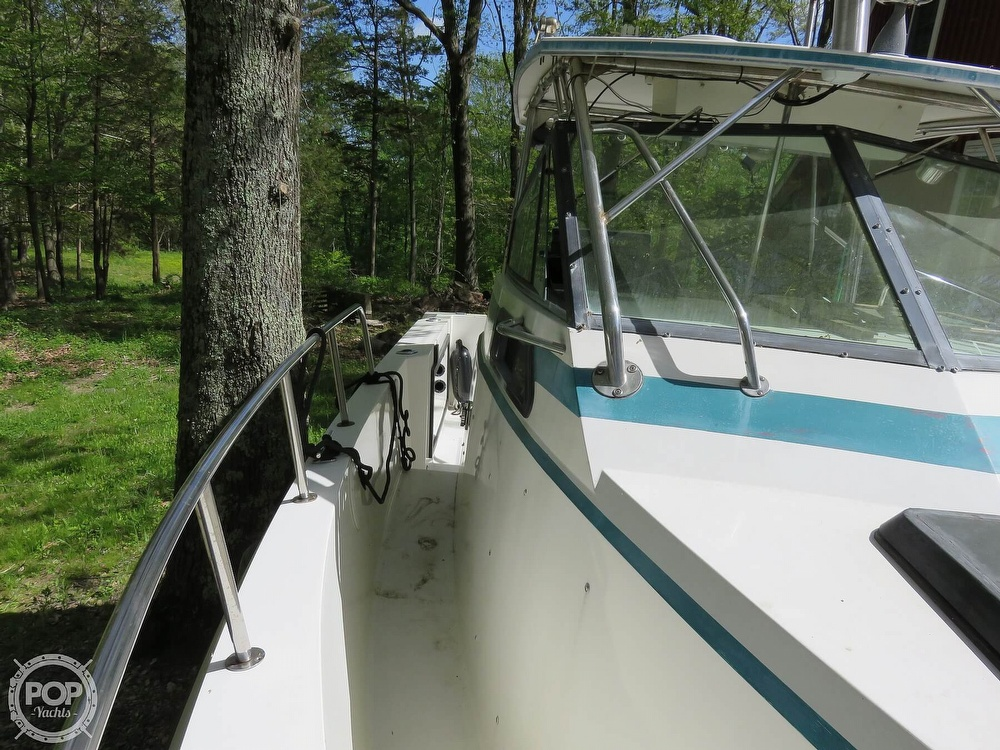 1987 Pro-Line boat for sale, model of the boat is 2501 & Image # 22 of 40