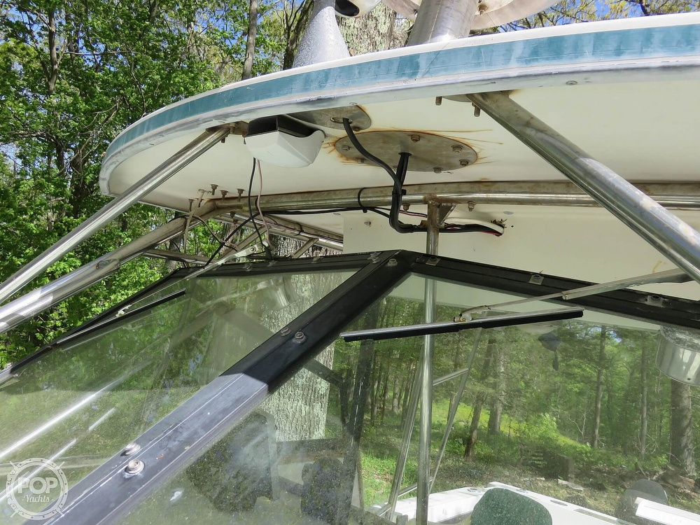 1987 Pro-Line boat for sale, model of the boat is 2501 & Image # 25 of 40