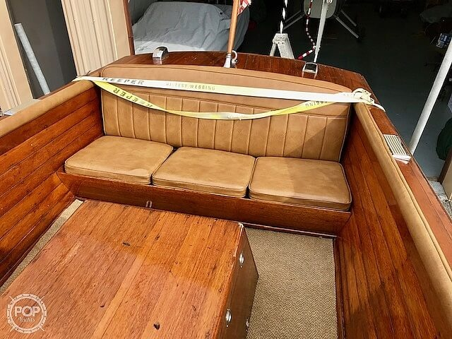 1956 Chris Craft boat for sale, model of the boat is Continental & Image # 9 of 40