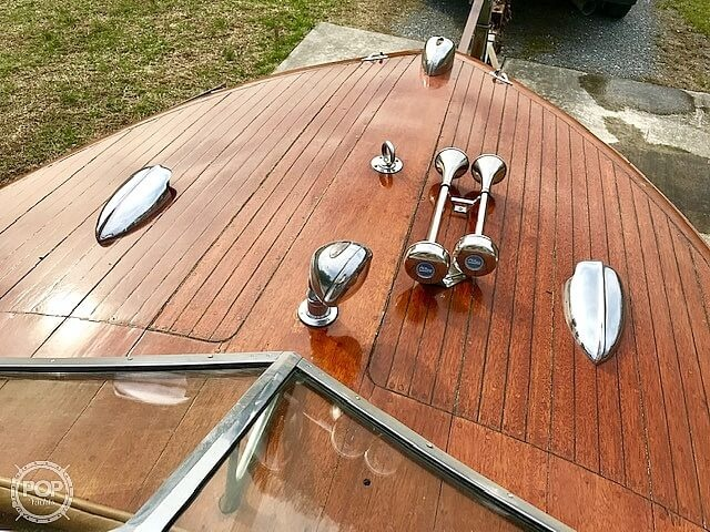 1956 Chris Craft boat for sale, model of the boat is Continental & Image # 13 of 40