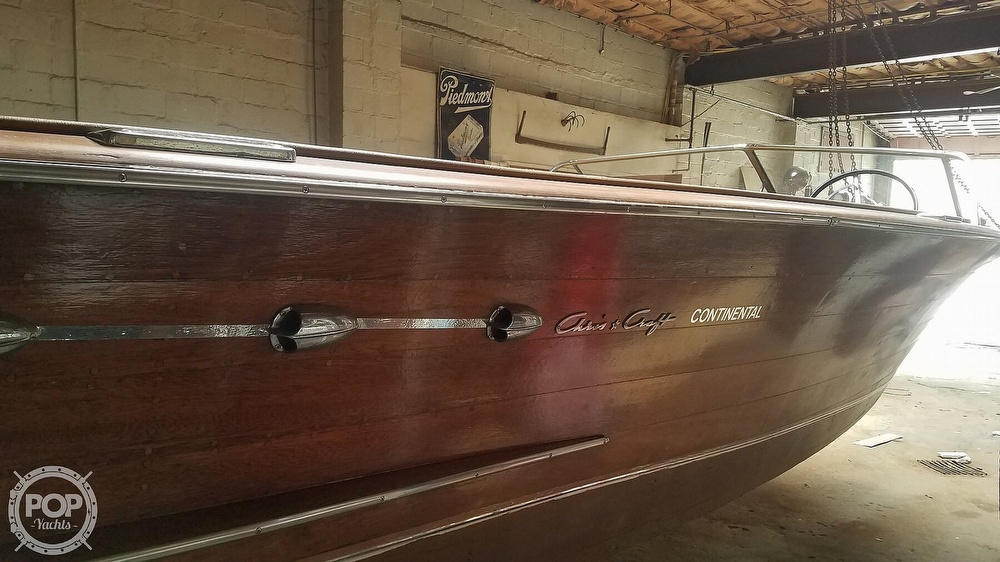 1956 Chris Craft boat for sale, model of the boat is Continental & Image # 29 of 40